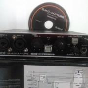 Tarjeta de audio Roland QUAD-CAPTURE