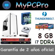Mac Pro Thunderbolt Hackintosh / Win intel i5 8GB Ram 250GB SSD