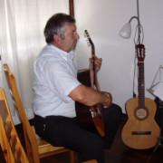 Clases de guitarra Española en O Rosal