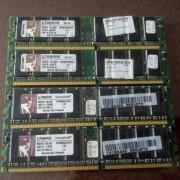 2Gb Memoria Ram DDR400 (4 modulos de 512)
