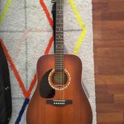 Guitarra acústica Art & Lutherie A&L zurda