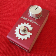 Grindstone Reveal Clean Boost Pedal