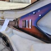 Gibson Flying V Reissue 84 Vintage Sunburst
