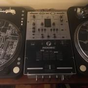 Equipo completo DJ Turntablism