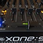 Mesa de mezclas Allen & Heat Xone 92