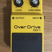 BOSS OD-1 Vintage - 1986