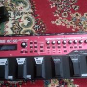 BOSS RC50 LOOPER