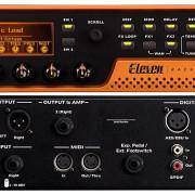 Eleven Rack + PE Tech 21+Behringer FCB1010+Rockbag Gator 2U