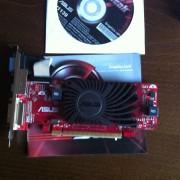 tarjeta gráfica ASUS radeon 5450 1GB