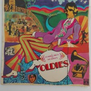 A collection of Beatles Oldies .