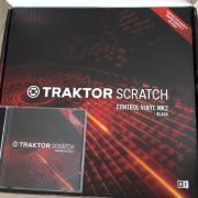 Tracktor scratch a6 + licencia scratch pro