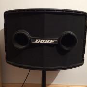 4 Bose 802 y su Controlador