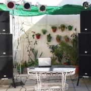 Se vende equipo de sonido Dap Audio