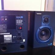 Monitores Samson Resolv 40a