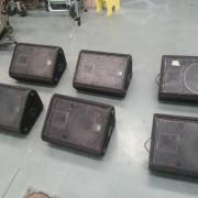 Equipo monitores