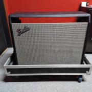 Fender Twin Reverb cabinet con Celestion G12T75 y flightcase