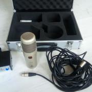 Micrófono condensador behringer t1 valvular completo