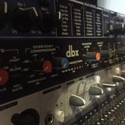 Compresor dual DBX 166 (made in usa)