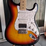 Fender Stratocaster mim Seymour duncan