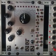 Turing Machine MkII + volts + pulses MkII