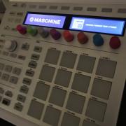 Maschine mk2 blanca