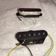 Pastillas Fender telecaster originales