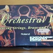 Expansion Roland SR-JV80-16 Orchestral 2