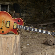 Gibson Les Paul Custom Plus Heritage Cherry Sunburst (1990)