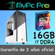 Mac Pro Hackintosh i7 16 GB RAM DDR4 250 GB SSD CustoMac /Windows