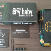 WAH-WAH Dunlop DB01 Dime Cry Baby From Hell