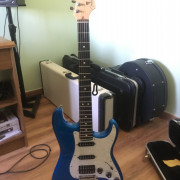 Fender stratocaster americana