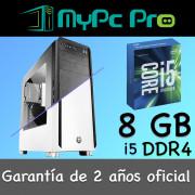 Mac Pro Hackintosh i5 8 GB RAM DDR4 250 GB SSD CustoMac /Windows