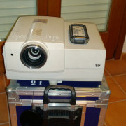 Proyector JVC DLA-G15E + flightcase