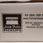 Lindy Fralin Blues Special para Tele y puente Fender American Standard