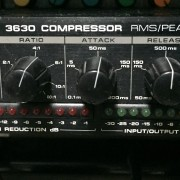 Alesis compresor 3630