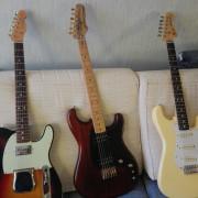 Stratocaster japonesas