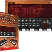 IK Multimedia Samplemoog - Sintetizador (transferencia incluida)