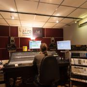 Estudio de grabación en Vallecas
