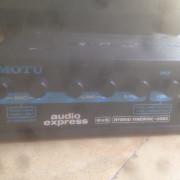 Interface MOTU audio EXPRESS