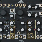 modulo eurorack make noise dpo black edition oscilador vco
