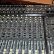 Mesa de mezclas work WM1203E