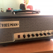 Friedman x mark iv