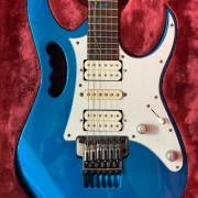 Ibanez JEM 7V SBL Sparkle Blue