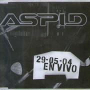 "CD ASPID ""29-05-04 En vivo"""
