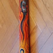 Didgeridoo de madera