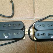 Pastillas INF1 y INF2 de guitarra Ibanez