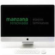 """Apple iMac 27"""" 5K i5 3,8 (4 núcleos) 64 Gb ram, Ssd de 1Tb y gráfica de 8Gb"""
