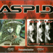 "CD ASPID ""OSCURA & IMÁGENES"""