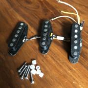 DeTemple Sweetspot stratocaster pickups