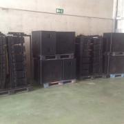 Line array Space Equipment Ar208 2 equipos